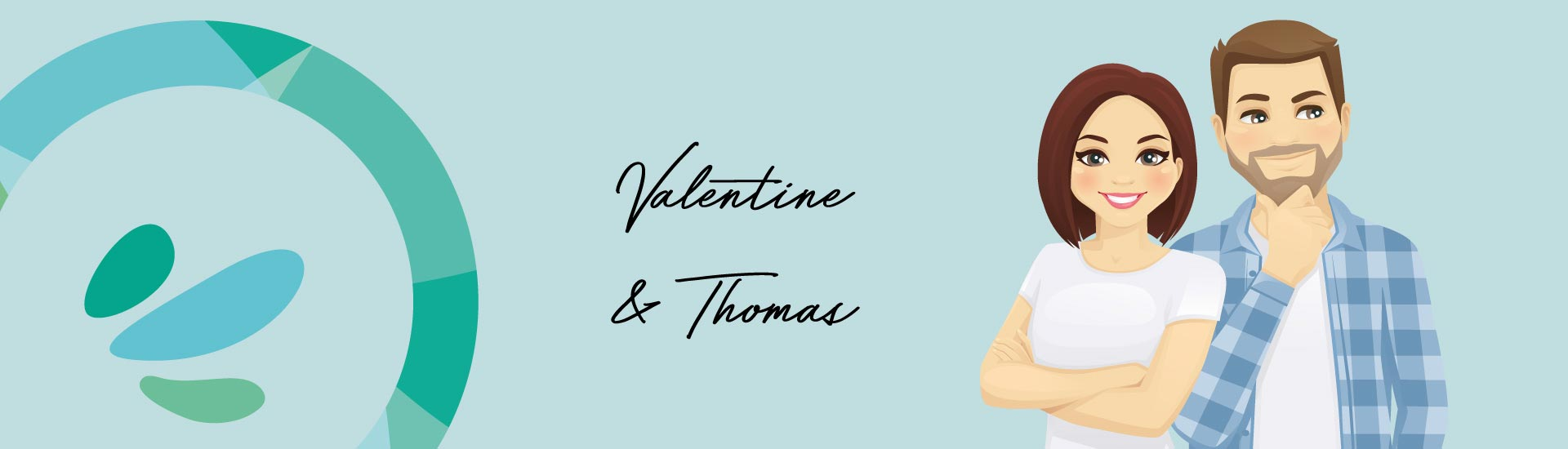 Rencontre avec Valentine et Thomas